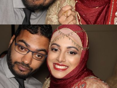 Mahmud & Ishrats Wedding Photo Booth