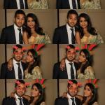 Hire a photo booth for your wedding