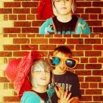 kids love photo booth props