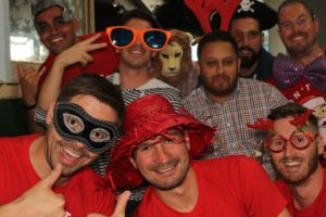 Corporate Christmas Party Melbourne