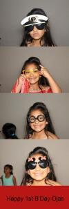 kids photo booth strip