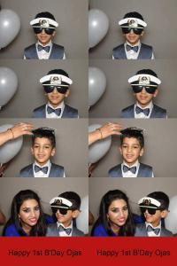 kids formals photo booth hire
