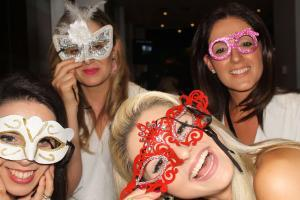 Girls Party Photo Booth hire