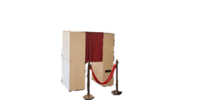 Cheapest Enclosed Photobooth Melbourne