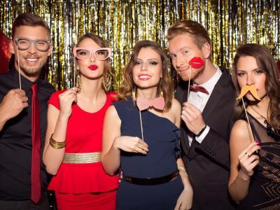 Why hire a photo booth for your Melbourne Christmas Party? Here are the reasons…