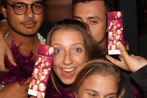 Office X'mas Party Photo Booth Melbourne